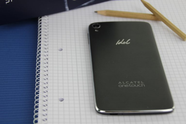 ALCATEL ONETOUCH IDOL 3 Test