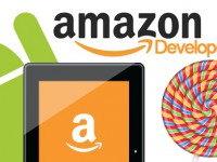 Amazon Fire OS 5 Developer Preview mit Android 5.0 Lollipop