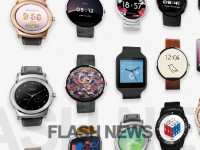 [FLASH NEWS] Google Play präsentiert 17 neue Android Wear Watchfaces
