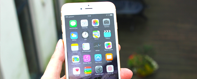 Apple iPhone 6s Präsentation und Verkaufssatrt