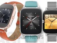 [FLASH NEWS] ASUS stellt Apple Watch ähnliche ZenWatch 2 vor