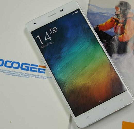 Doogee S6000 Teaser