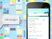 Google Now Offline Spracherkennung in finaler Phase