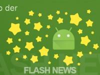 [FLASH NEWS] Jetzt auch bei Google regelmäßig eine Gratis-App