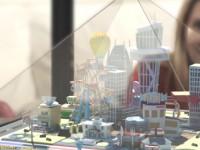 Holus lässt Hologramme Wirklichkeit werden!