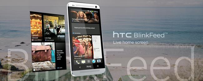 HTC Push-Werbung