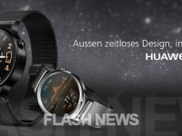 [FLASH NEWS] HUAWEI Watch ist ab 23. September zu haben