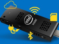 Intel Remote Keyboard für Intel NUC oder HDMI-TV-Stick