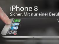 iPhone 8: Der Home-Button soll verschwinden