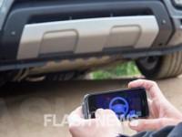 [FLASH NEWS] 007 lässt grüßen: Land Rover lässt sich via Smartphone fernsteuern!