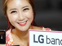 LG band Play: Unterhaltungskünstler mit 1-Watt-Lautsprecher