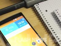 [FLASH NEWS] Das LG G Flex 2 erhält aktuell Android 5.1.1 Lollipop