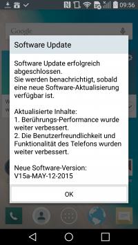 Android 5.1.1 Update für das G Flex 2 | (c) Areamobile