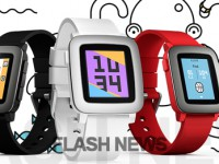[FLASH NEWS] Pebble Time Smartwatch mit Farb-E-Ink-Display vorbestellbar!