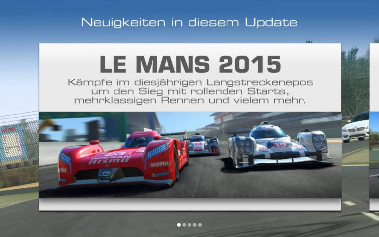 Real Racing 3 Le Mans 2015