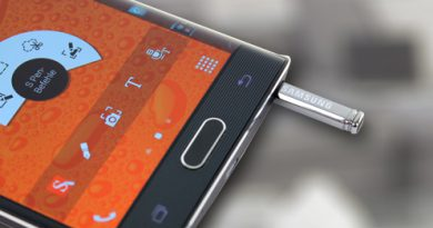 Samsung Galaxy Note S-Pen