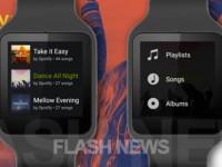 [FLASH NEWS] Spotify Update mit umfangreicher Android Wear Unterstützung