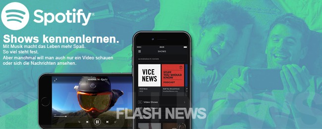 spotify_video_shows_flashnews