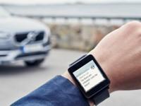 Volvo On Call: Design-Update mit Android Wear Unterstützung