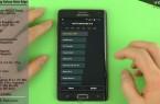 [Video] Samsung Galaxy Note Edge AnTuTu Benchmarktest