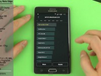 [Video] Samsung Galaxy Note Edge AnTuTu Benchmarktest