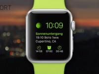 Samsung lässt sich die Apple Watch patentieren