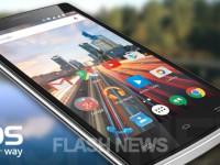 [FLASH NEWS] ARCHOS Helium 50d: Android 5.1 und LTE für 150 Euro