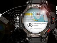 Casio G-Shock Smartwatch für 2016 geplant