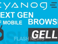 [FLASH NEWS] Cyanogen mobiler Browser Gello zeigt sich im Video