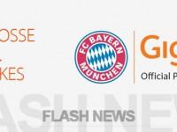 [FLASH NEWS] FC Bayern München Sponsor Gigaset verbietet iPhone und Samsung Smartphones