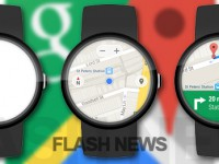 [FLASH NEWS] Google Maps Update mit neuen Android Wear Funktionen