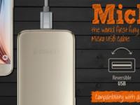 MicFlip: Reversibles USB Typ-C auch für alte Smartphones
