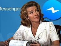 [FLASH NEWS] Facebook: Miss Moneypenny wird virtuelle Assistentin