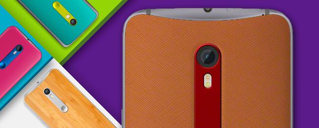 Motorola Moto X Play und Motorola Moto X Style