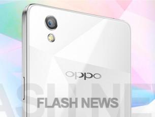 [FLASH NEWS] Oppo Mirror 5s klaut Design bei HTC