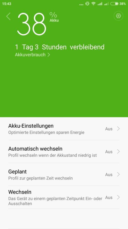 Xiaomi Mi4i Test