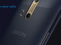 ZTE Axon Mini, Axon MAX und Axon Watch vorgestellt