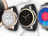 [FLASH NEWS] ZTE Axon Watch: Auch ZTE hat nun eine runde Smartwatch