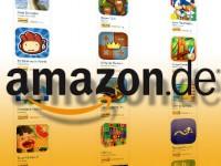 Amazon verschenkt diverse Apps im Wert von 60 Euro