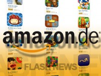 [FLASH NEWS] Amazon verschenkt 40 Android Apps