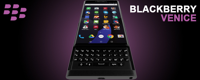 BlackBerry Priv aka BlackBerry Venice