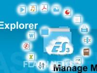 [FLASH NEWS] ES Datei Explorer erhält Material Design [Download]