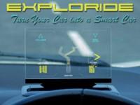 Exploride: Das Smartphone wird zum HeadUp-Display