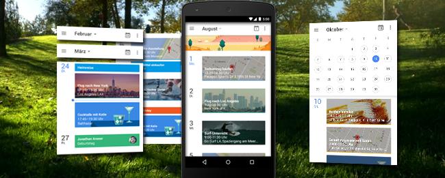 Google Kalender mit Google Goals