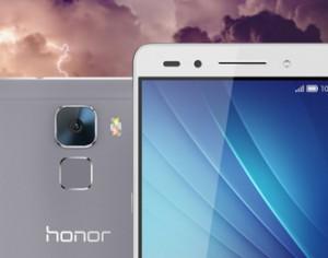 Huawei Honor 7 nun auch für Europa offiziell