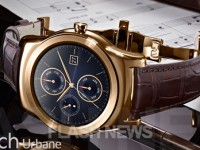 [FLASH NEWS] LG Watch Urbane Luxe: 23 Karat Limit Edition für 1.195 Dollar