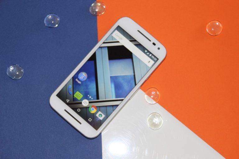 [Test] Motorola Moto G 2015
