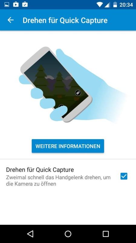Motorola Moto G 2015 Test
