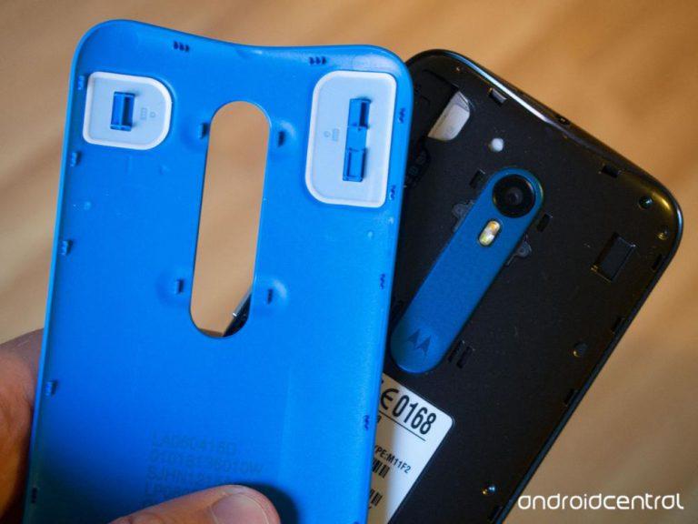 Motorola Moto G (3. Gen.)