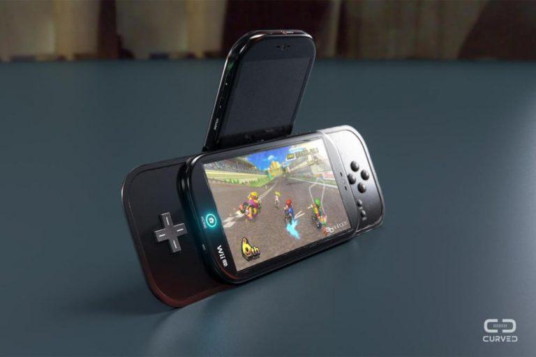 Nintendo WiiPhone Konzept